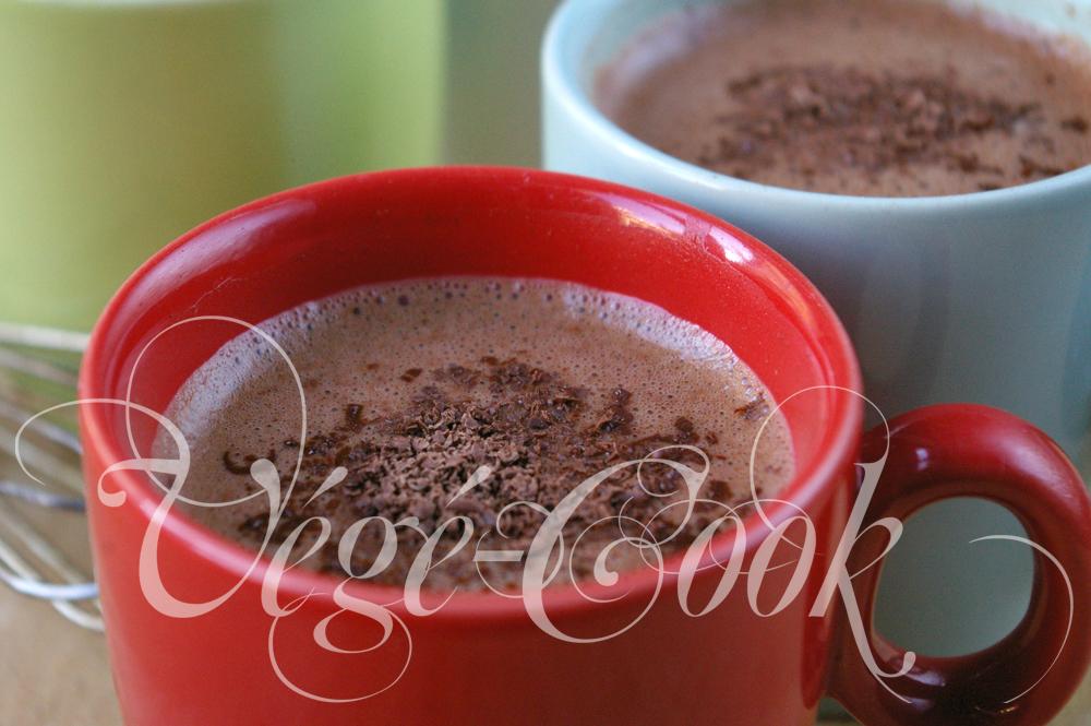 Chocolat chaud florentin