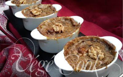 Cassolettes de noix à la bretonne